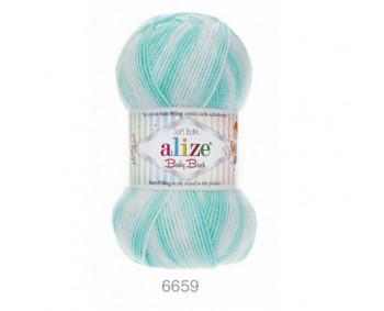 Farbe 6659 - Alize Baby Best Batik 100g