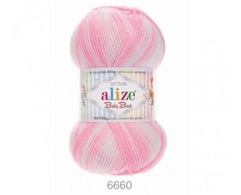 Farbe 6660 - Alize Baby Best Batik 100g