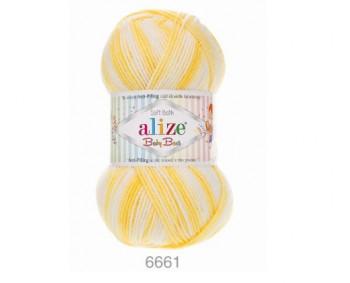 Farbe 6661 - Alize Baby Best Batik 100g