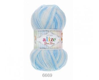 Farbe 6669 - Alize Baby Best Batik 100g