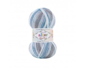 !NEU! Farbe 7540 - Alize Baby Best Batik 100g