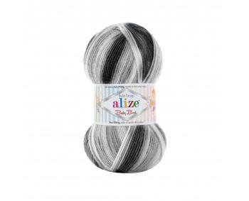 !NEU! Farbe 7542 - Alize Baby Best Batik 100g