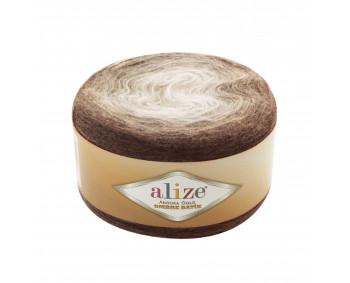 Farbe 7243 brauntöne - Alize Angora Gold Ombre Batik 150g