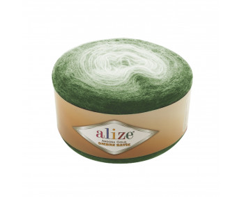 Farbe 7297 grüntöne - Alize Angora Gold Ombre Batik 150g
