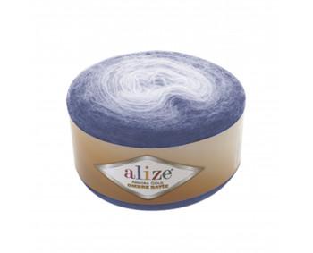 Farbe 7303 blautöne - Alize Angora Gold Ombre Batik 150g