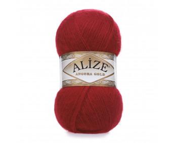 Farbe 106 rot - Alize Angora Gold Uni 100g
