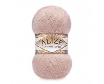 Farbe 161 powder - Alize Angora Gold Uni 100g