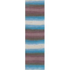 !NEU! Farbe 6320 - ALIZE Baby Wool Batik 50g