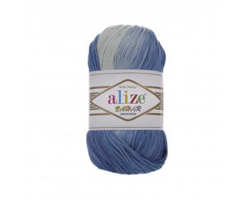 Farbe 1833 - ALIZE Bahar Batik 100g