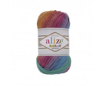 Farbe 4516 - ALIZE Bahar Batik 100g