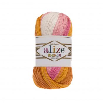 ALIZE Bahar Batik Baumwolle