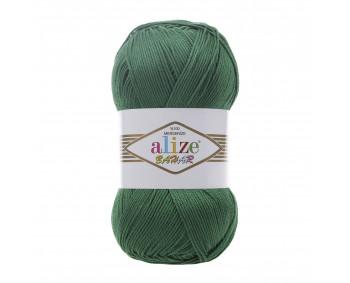 Farbe 118 grün - ALIZE Bahar Uni 100g