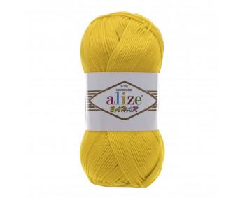 Farbe 216 gelb - ALIZE Bahar Uni 100g