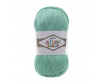 Farbe 465 mintgrün - ALIZE Bahar Uni 100g