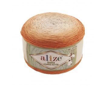 Farbe 7403 - ALIZE Bella Ombre Batik 250g Baumwolle