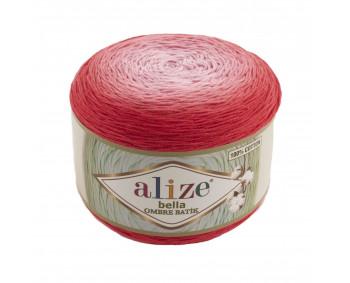 Farbe 7404 - ALIZE Bella Ombre Batik 250g Baumwolle