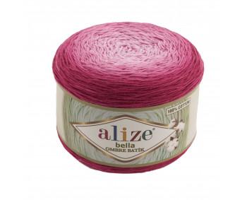 Farbe 7405 - ALIZE Bella Ombre Batik 250g Baumwolle