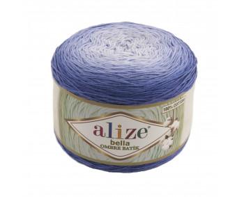 Farbe 7407 - ALIZE Bella Ombre Batik 250g Baumwolle