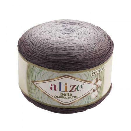 Farbe 7411 - ALIZE Bella Ombre Batik 250g Baumwolle