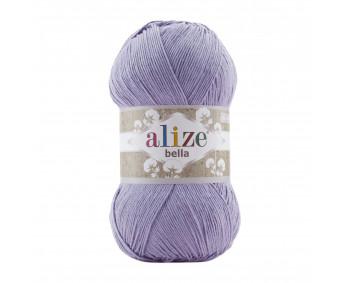 !NEU! Farbe 158 lavendel - ALIZE Bella Uni 100g Baumwolle