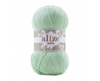 !NEU! Farbe 266 light aqua - ALIZE Bella Uni 100g Baumwolle