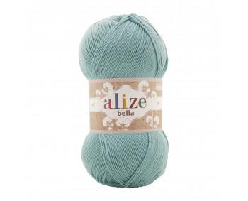 !NEU! Farbe 462 azur - ALIZE Bella Uni 100g Baumwolle