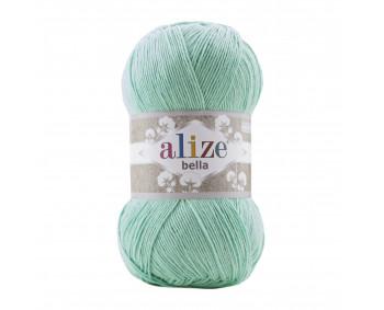 !NEU! Farbe 465 mint - ALIZE Bella Uni 100g Baumwolle