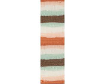 Farbe 7103 - ALIZE Bella Batik 50g Baumwolle