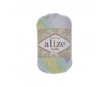 !NEU! Farbe 2132 - ALIZE Bella Batik 100g Baumwolle