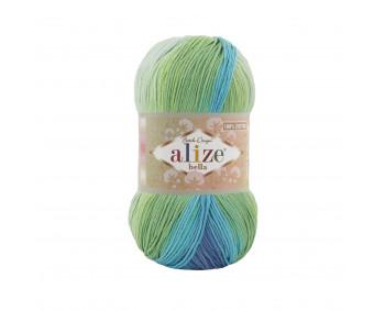!NEU! Farbe 7649 - ALIZE Bella Batik 100g Baumwolle