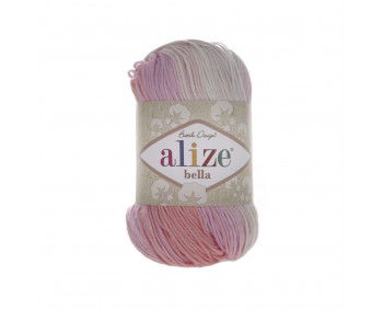 !NEU! Farbe 2807 - ALIZE Bella Batik 100g Baumwolle