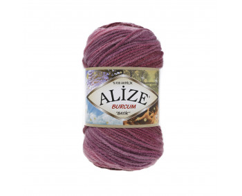 Farbe 1895 - ALIZE Burcum Batik 100g