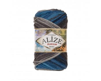 Farbe 4200 - ALIZE Burcum Batik 100g