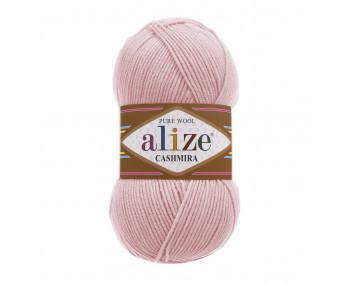 Farbe 161 powder - Alize Cashmira 100g - Pure Wool