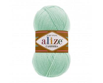 Farbe 522 mint - Alize Cashmira 100g - Pure Wool