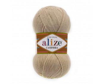 !NEU! Farbe 72 beige - Alize Cashmira 100g - Pure Wool