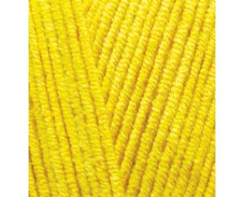 Farbe 110 gelb - ALIZE Cotton Gold Uni 100g