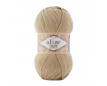 Farbe 262 beige - Alize Cotton Gold Pratica 100g