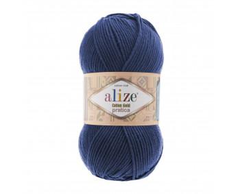 Farbe 279 dunkelblau - Alize Cotton Gold Pratica 100g