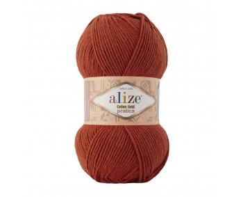 Farbe 36 terra - Alize Cotton Gold Pratica 100g