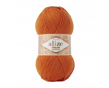 Farbe 37 orange - Alize Cotton Gold Pratica 100g