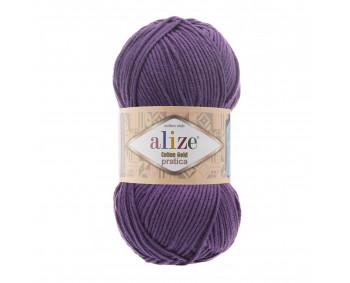 Farbe 44 lila - Alize Cotton Gold Pratica 100g
