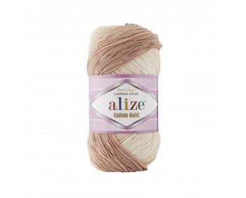 Farbe 1815 - ALIZE Cotton Gold Batik 100g