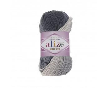Farbe 2905 - ALIZE Cotton Gold Batik 100g