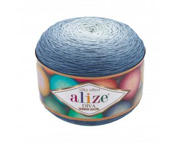 Farbe 7379 - ALIZE Diva Ombre Batik 250g
