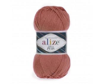 Farbe 258 rosenholz - ALIZE Diva Plus Microfaser 100g