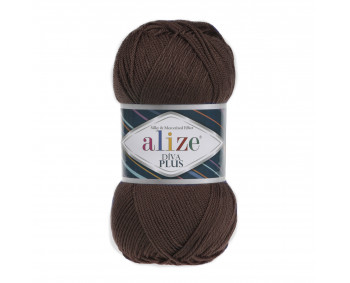 Farbe 26 braun - ALIZE Diva Plus Microfaser 100g