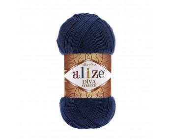Farbe 361 navy - Alize Diva Stretch 100g