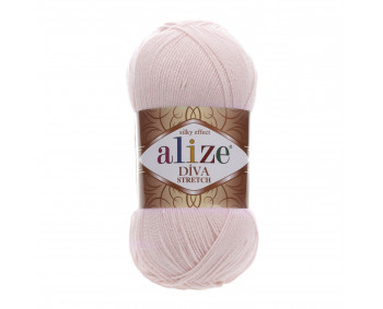 Farbe 382 natur - Alize Diva Stretch 100g
