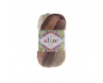 Farbe 3723 - ALIZE Miss Batik 50g Baumwolle